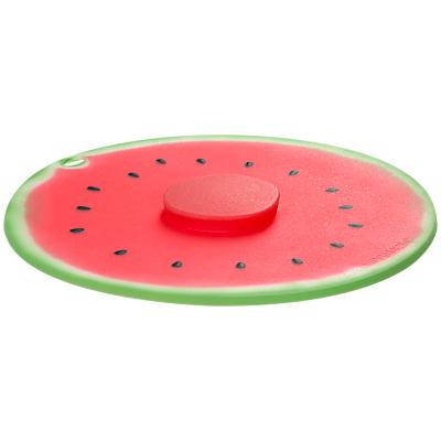Charles Viancin Watermelon Shaped Saucepan and Food Storage Lid, Red