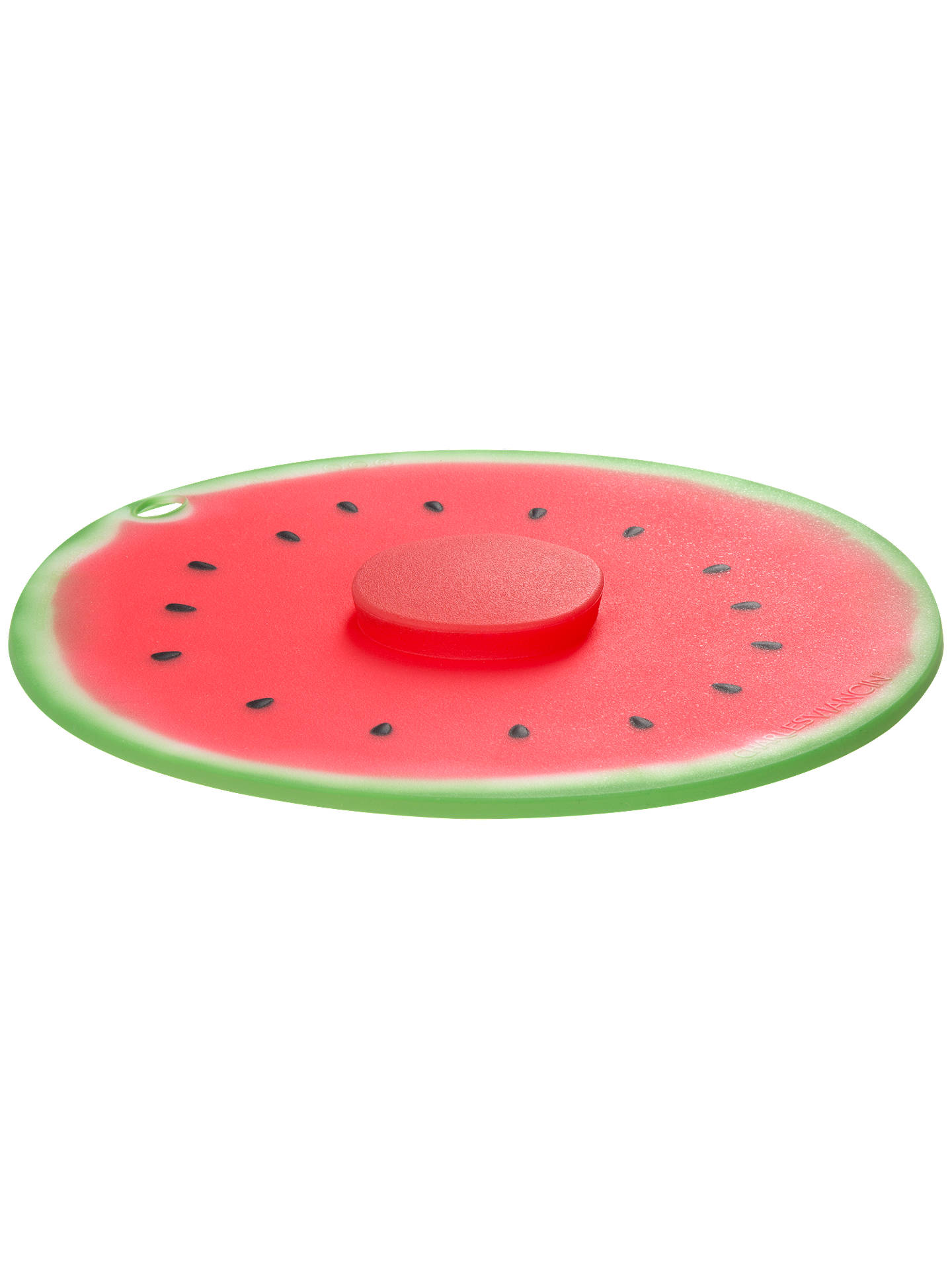 BuyCharles Viancin Watermelon Shaped Saucepan and Food Storage Lid, Red, Medium Online at johnlewis.com