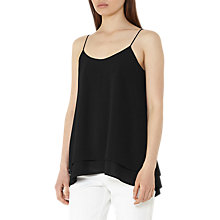 Buy Reiss Eve Layered Tank Top Online at johnlewis.com