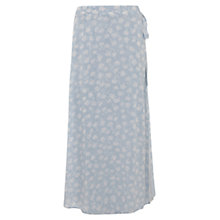 Buy Mint Velvet Delilah Wrap Maxi Skirt, Multi Online at johnlewis.com