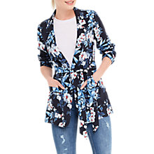 Buy Oasis Tropical Orchid Soft Blazer, Multi Online at johnlewis.com