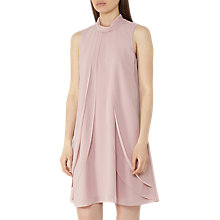 Buy Reiss Cohen Ruffle Front Dress Online at johnlewis.com