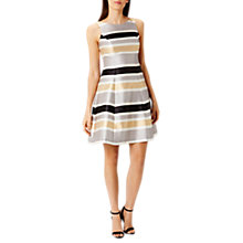 Buy Coast Lucy Stripe Dress, Multi Online at johnlewis.com