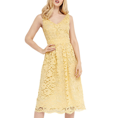 Yellow lace dress buy online.