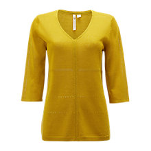 Buy White Stuff Setting Sun Jumper, Tourmaline Online at johnlewis.com