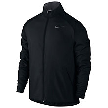 Buy Nike Dry Training Men's Jacket, Black/Grey Online at johnlewis.com