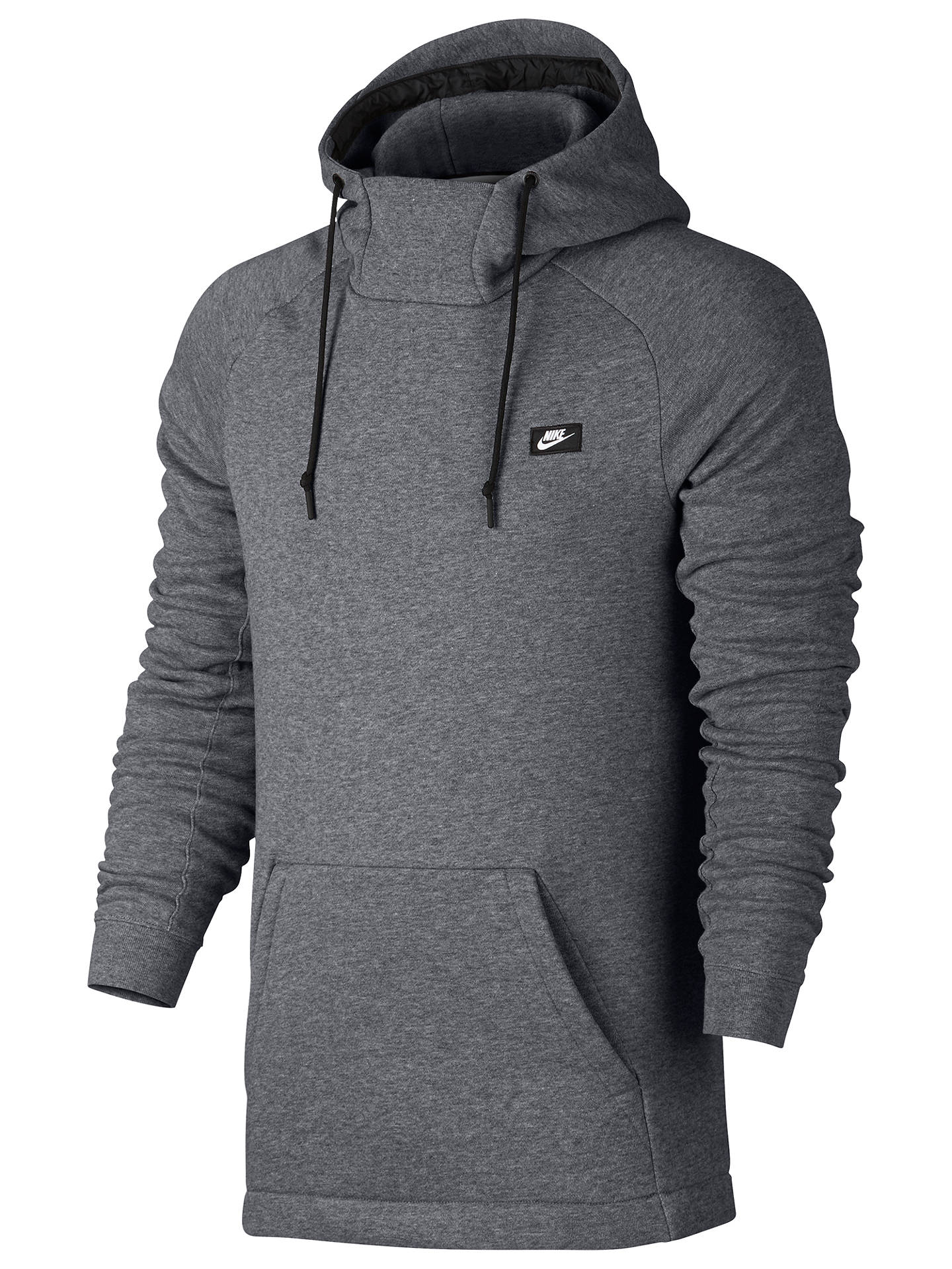 Nike Apparel Modern Pullover Hoodie Black