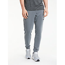 Buy Nike Dry Training Tracksuit Bottoms, Grey Online at johnlewis.com