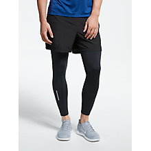 Buy Nike Power Tech Running Tights, Black Online at johnlewis.com