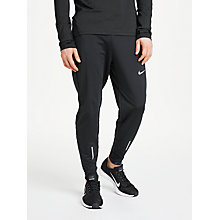 Buy Nike Dry Phenom Running Tights, Black Online at johnlewis.com
