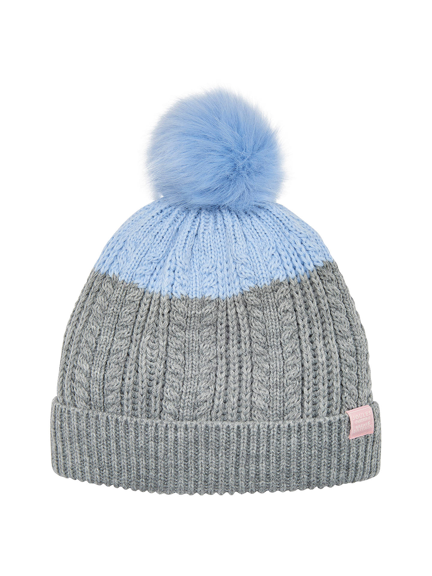 1650037860d Little Joule Children s Bobble Hat at John Lewis   Partners
