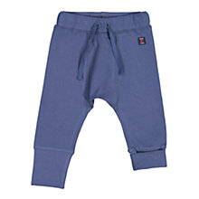 Buy Polarn O. Pyret Baby Jogger Trousers, Blue Online at johnlewis.com
