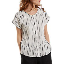 Buy White Stuff Ikat Top, Multi Online at johnlewis.com