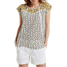 Buy White Stuff Viola Jersey T-Shirt Online at johnlewis.com