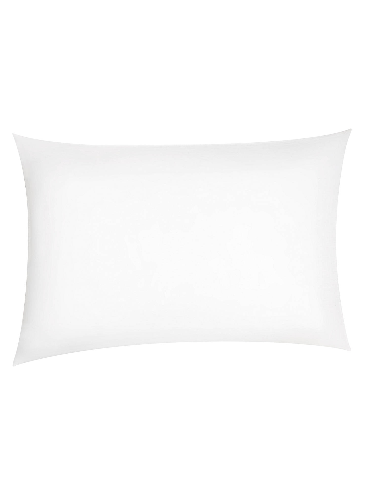 BuyCroft Collection 100% Linen Standard Pillowcase, White Online at johnlewis.com