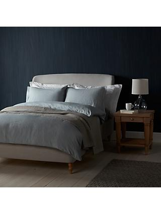 Croft Collection 100% Linen Bedding, Slate