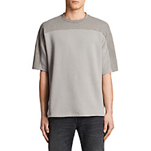 Buy AllSaints Harlston Crew Neck T-Shirt Online at johnlewis.com