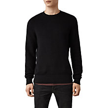 Buy AllSaints Ettrick Crew Jumper Online at johnlewis.com