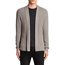Buy AllSaints Esk Slim Fit Cardigan Online at johnlewis.com