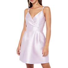 Buy Miss Selfridge Camisole Prom Dress, Lilac Online at johnlewis.com