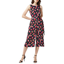 Buy Warehouse Climbing Rosa Jumpsuit, Multi Online at johnlewis.com