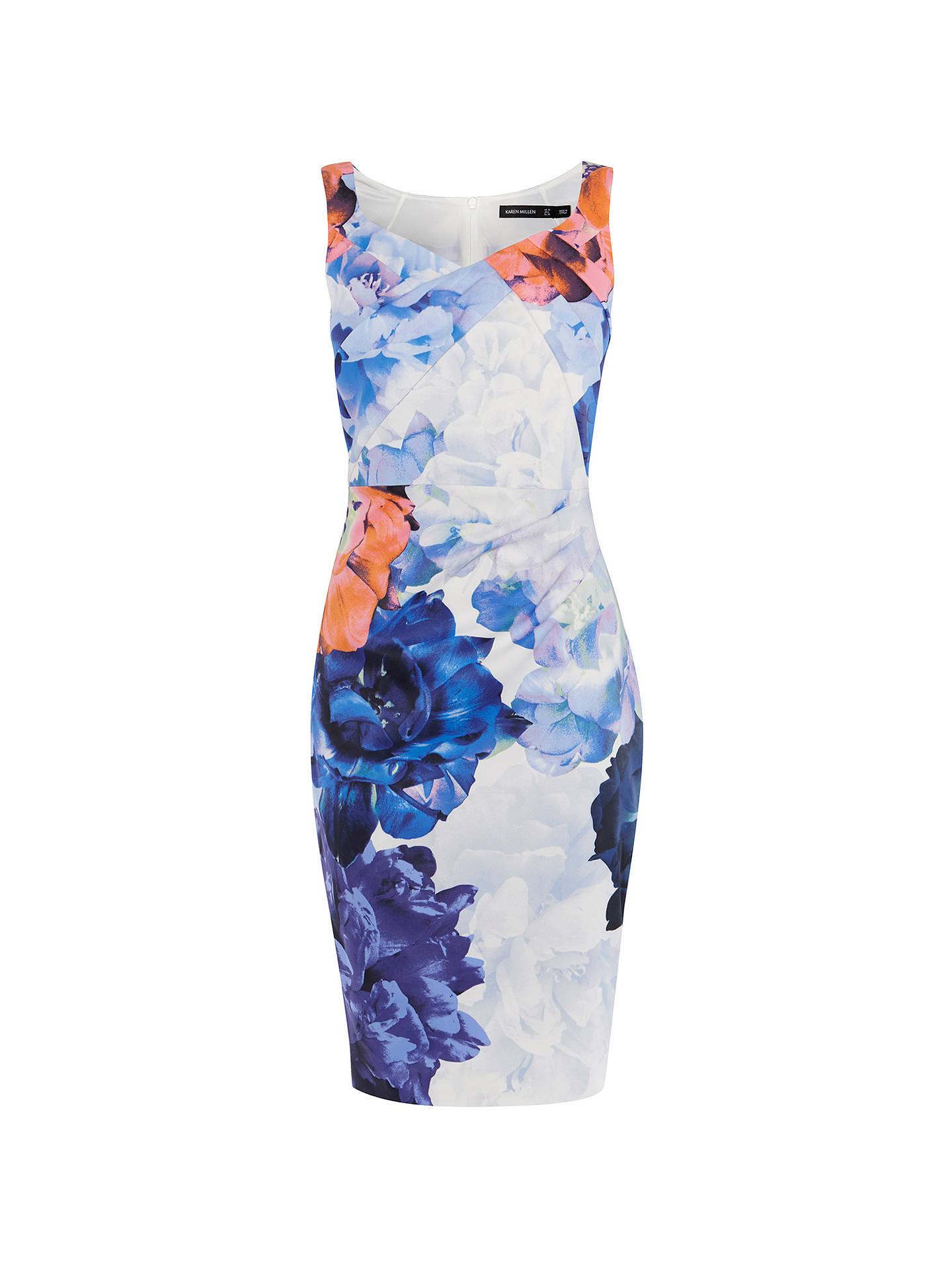 Karen Millen Floral Dresses