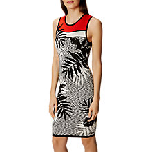 Buy Karen Millen Knit Pencil Dress, Multi Online at johnlewis.com
