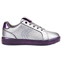Buy Geox Children's J Kommodor Trainers Online at johnlewis.com
