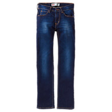 Buy Levi's Boys' 511 Slim Fit Jeans, Denim Online at johnlewis.com