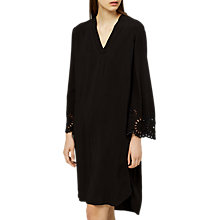 Buy Selected Femme Blair Dress, Black Online at johnlewis.com