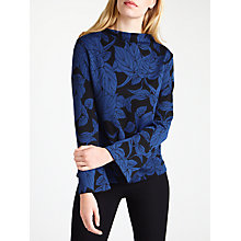 Buy Marella Jadi Knitted Top, Cornflower Blue Online at johnlewis.com