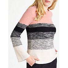 Buy Marella Jedy Jumper, Pink/Multi Online at johnlewis.com