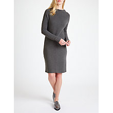 Buy Marella Grillo Knitted Dress, Grey Online at johnlewis.com