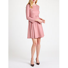 Buy Marella Alghero Skater Dress, Pink Online at johnlewis.com