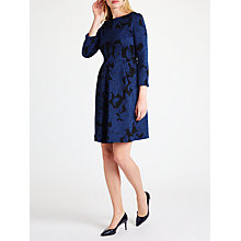 Buy Marella Invermn Knitted Dress, Cornflower Blue Online at johnlewis.com