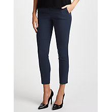 Buy Marella Fumana Slim Trousers, Cornflower Blue Online at johnlewis.com