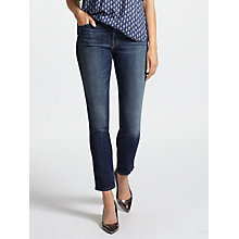 Buy J Brand Maude Mid Rise Cigarette Jeans, Idolize Online at johnlewis.com