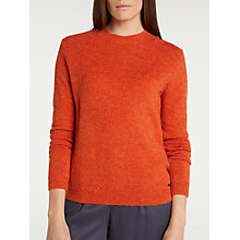 Buy Numph Sapodilla Jumper, Pumpkin Online at johnlewis.com