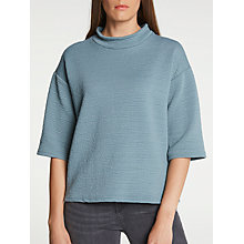 Buy Numph Cocoplum Jumper, Trouper Online at johnlewis.com