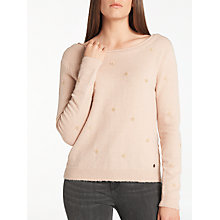 Buy Numph Nungo Jumper, Rose Dust Online at johnlewis.com
