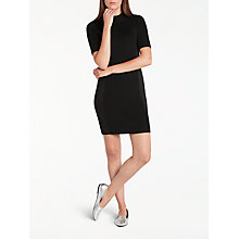 Buy Numph Sylva Knitted Dress, Caviar Online at johnlewis.com