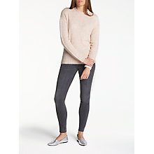 Buy Numph Jambul Jumper, Rose Dust Online at johnlewis.com