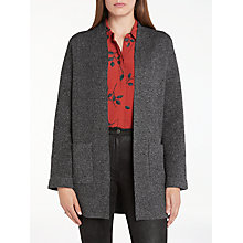Buy Numph Kwaimuk Cardigan, Caviar Online at johnlewis.com