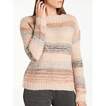 Buy Numph Charlie Stripe Jumper Online at johnlewis.com