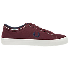 Buy Fred Perry Kendrick Trainers Online at johnlewis.com