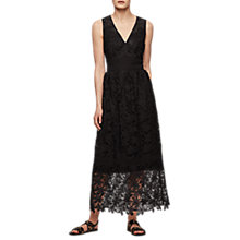 Buy Gerard Darel Serendipity Dress, Black Online at johnlewis.com