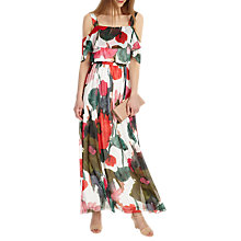 Buy Phase Eight Nell Floral Maxi Dress, Multi Online at johnlewis.com