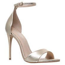 Buy Carvela Glimmer High Heel Sandals Online at johnlewis.com