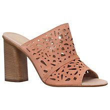 Buy Carvela Kayla Block Heeled Mule Sandals Online at johnlewis.com