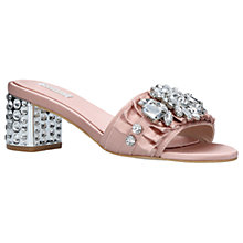 Buy Carvela Kascade Block Heeled Sandals Online at johnlewis.com